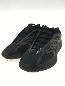 adidas◆YEEZY BOOST 700 V3/ローカットスニーカー/27.5cm/BLK/gy0189