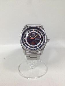 LUMINOX◆ATACAMA FIELD AUTOMATIC 1900自動巻腕時計/アナログ/ステンレス/BLK/SLV