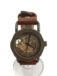 Vie / автоматические часы / аналог / кожа / BRW / BRW