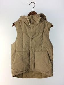 Engineered Garments *  нейлон жилет /XS/ нейлон /BEG