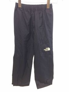 THE NORTH FACE◆Venture Pant/タグ付/未使用品/ボトム/110cm/ナイロン/NVY/NPJ11806