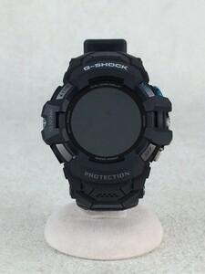 CASIO◆クォーツ腕時計_G-SHOCK/デジタル/ラバー/ブラック/GSW-H1000-1JR