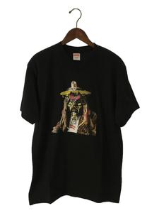 Supreme◆Tシャツ/M/コットン/BLK