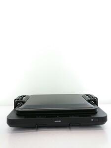 IRIS OHYAMA◆ホットプレートWHP-012-B[ブラック]/たこ焼き・平面プレート/左右温度調整2枚