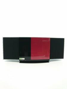 Panasonic◆ミニコンポ/SC0-HC38/2014年製/RED/コンパクトステレオシステム