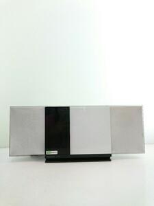 Panasonic◆コンポ SC-HC38-W [ホワイト]/Bluetooth対応/コンパクトステレオシステム/一部シミ有