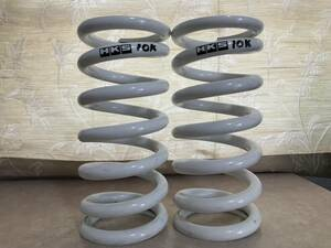 HKS spring direct to coil springs ID65 10k 200mm used beautiful goods SWIFT high pako