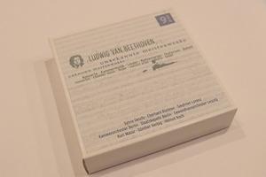 RC42【即決・送料無料】LUDWIG VAN BEETHOVEN - UNKNOWN MASTERWORKS 9CD