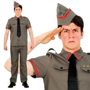 ARMY アーミー ミリタリー メンズ コスチューム コスプレ 衣装 仮装 ハロウィン 未使用