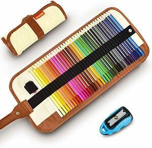 お得 色鉛筆 36色画材セット COVACURE 塗り絵 プレゼント用 子供、学生、大人向け 学校教材用 野外写生 室内絵作り