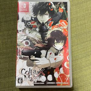 【Switch】 Collar×Malice for Nintendo Switch [通常版] カラーマリス
