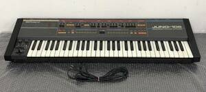 L12017(111)-341/SY60000【名古屋】Roland ローランド JUNO-106 PROGRAMMABLE POLYPHONIC SYNTHESIZER