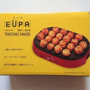 値下げ EUPA TSK-2131 電気たこ焼き器