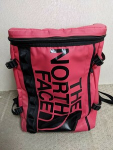 THE NORTH FACE バックパック レッド