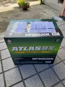 ATLASバッテリー MF90D26R 新品