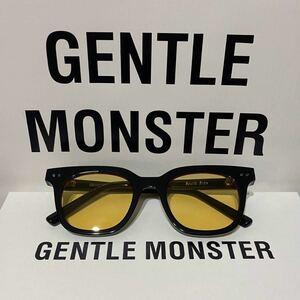 Gentle Monster ジェントルモンスター south side サングラス 黄色 イエロー