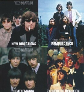[8CD] THE BEATLES ON DIGITAL REVISIONS DIGITAL ARCHIVES PROMOTION DAP/ BEATLEMANIA :