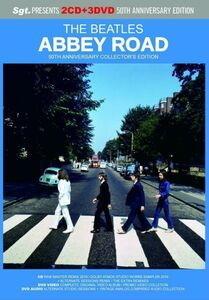 THE BEATLES / ABBEY ROAD : 50th ANNIVERSARY COLLECTORS EDITION [2CD+3DVD]