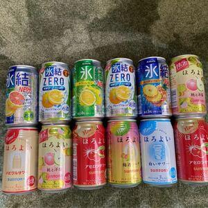 缶チューハイ12本