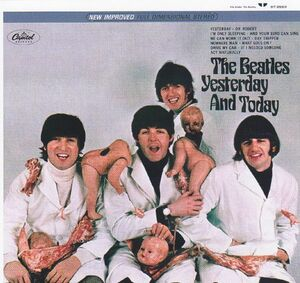 [2CD] THE BEATLES / YESTERDAY&...AND TODAY: - MEMORIAL ALBUM COLLECTION 新品輸入プレス盤