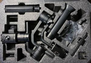 【動作確認済】DJI RONIN-S フォーカスホイール付 :デジタルカメラ用 スタビライザー ジンバル 一眼 ミラーレス