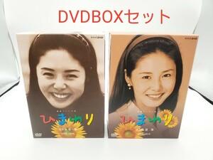連続テレビ小説 ひまわり 完全版 DVD-BOX セット 松嶋菜々子