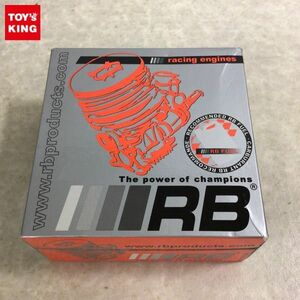1 jpy ~ Junk rbproducts RC radio-controller RB RACING TRUGGY 9 #01909-000222 engine