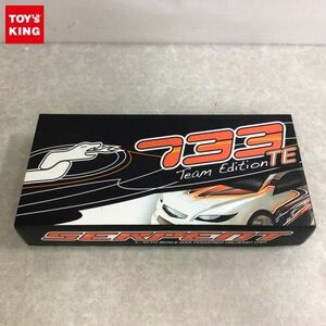 1 jpy ~ SERPENT 1/10 RC radio-controller 733 TE 4wd 200mm TEAM EDITION TOURING CAR KIT