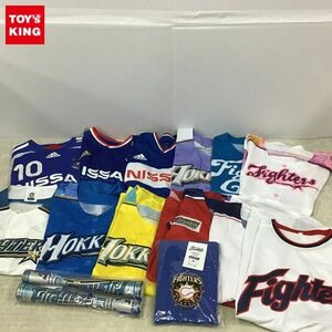 1 jpy ~ with translation Hokkaido Nippon-Ham Fighters other uniform compact chair etc.