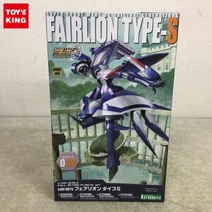 1円~ コトブキヤ S.R.G-S 1/144 スーパーロボット大戦OG フェアリオン タイプS