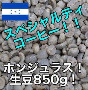 スペシャルティコーヒー!ホンジュラス ラス・クチージャス農園 生豆850g