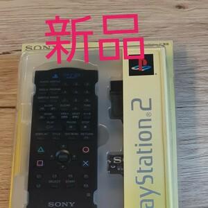 純正 PlayStation2 DVDリモートコントローラー キット 未開封新品