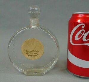flacon de parfum eau de toilette ラリック Nina Ricci fille dEve 香水 ボトル 瓶 Lalique