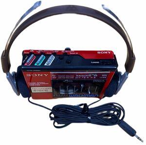 SONY WALKMAN WM-F65 カセットプレーヤー ソニー ウォークマン C2353 F(ジャンク品)
