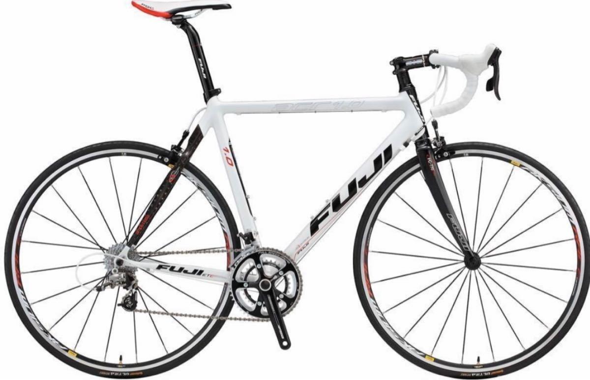 日本が誇る世界の自転車ブランドFUJI(フジ)のロードバイク