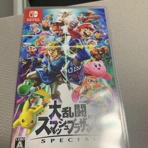 大乱闘スマッシュブラザーズSPECIAL 大乱闘スマッシュブラザーズ Nintendo Switch Switch
