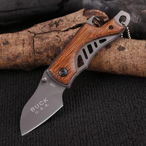 アウトドア ナイフ 折りたたみナイフX65 小型 釣り キャンプ サバイバルナイフ 登山