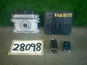Fit  GP5  компьютер двигателя  LEBH1 28098