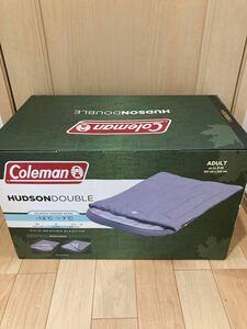 Coleman コールマン 2人用寝袋 ハドソンダブル スリーピングバッグ