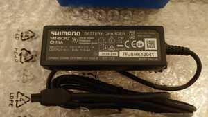 シマノ SHIMANO Di2 充電器 バッテリーチャージャー SM-BCR2 新品未使用