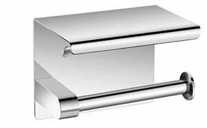 特売 トイレットペーパーホルダー ペーパーホルダー 紙巻器 高品質 304 ステンレス?壁掛け式 トイレ ホテル 浴室 ティッシュ
