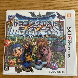 【3DS】 ドラゴンクエストモンスターズ テリーのワンダーランド3D [通常版]