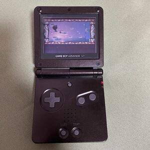 Nintendo ゲームボーイアドバンスSP オニキスブラック