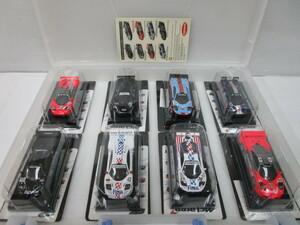 京商・サークルK 1/64 マクラーレン F1 GTR レーシング セット (6335-417)