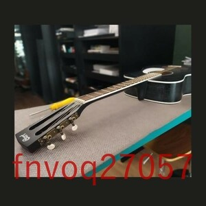 fnL72:KD クラシック ギター チューニング ペグ アンティーク ブロンズ ボタンマシン ヘッド アクセサリー