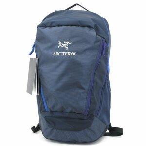 未使用 ARC'TERYX × BEAMS BOY アークテリクス ビームスボーイ バックパック 29211 MANTIS 26 リュック INDIGO FOREST 65002032
