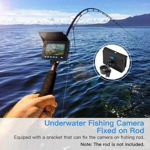 ★人気 ■EYOYO 更新 EF05PRO 20 メートル水中カメラのためのための魚ファインダー IP68 赤外線 LE TGG122