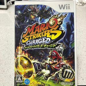Wii マリオストライカーズチャージド 任天堂 Wiiソフト
