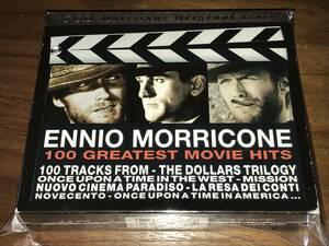 送料込み エンニオ・モリコーネ Ennio Morricone /100 Greatest Movie Hits 5CD 即決