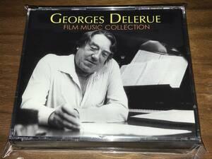 送料込み Georges Delerue ジョルジュ ドルリュー Film Music Collection 即決
